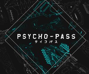 anime, manga, and psycho-pass image