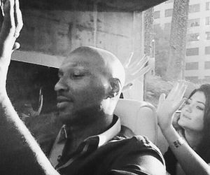 kylie jenner and lamar odom image