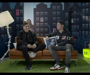 ade, dj, and interview image