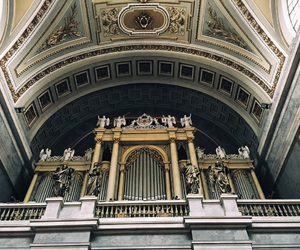 basilica, budapest, and church image