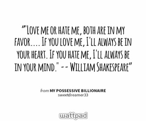 black and white, mind, and shakespeare image