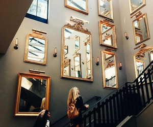 design, mirrors, and house image