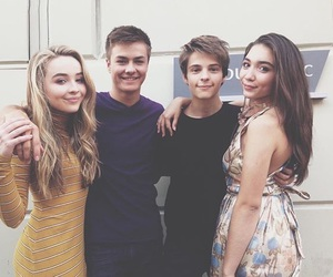disney, rowan, and sabrina carpenter image
