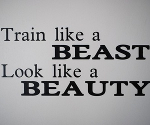 beauty, beast, and train image