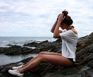 beach, bikini, and inspiration image