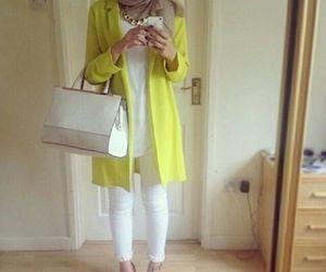 allah, arabic, and fashion image