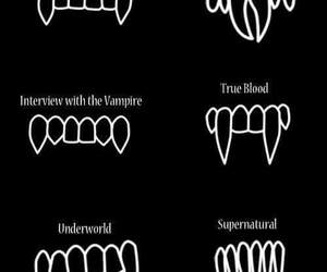 vampire, supernatural, and true blood image