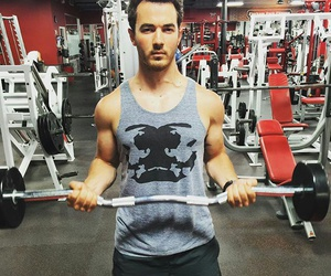 fit, kevin jonas, and men image