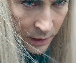 lee pace, elvenking, and the hobbit image