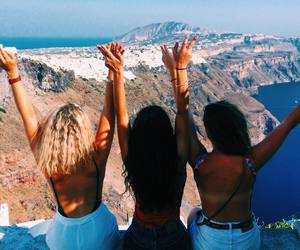 goals, Greece, and travel image