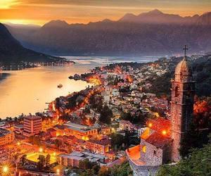 city of montenegro image
