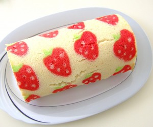 idea, strawberry, and sweet image