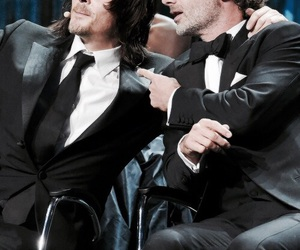 norman reedus, amc, and the walking dead image
