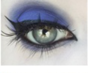 beautiful, colours, and makeup image