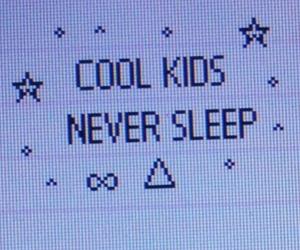 cool, grunge, and sleep image