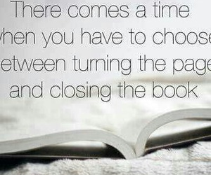 quote and book image