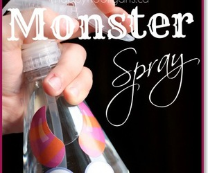 diy, kids, and spray image