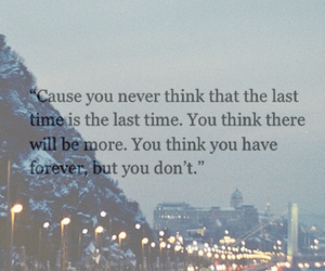 quote and forever image