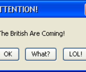 attention, british, and funny image