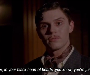 emotion, hotel, and evan peters image