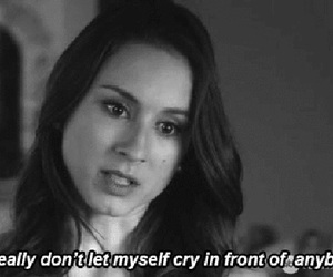 pretty little liars, cry, and pll image