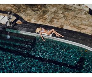 pool and relax image