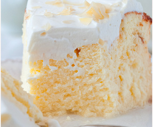 cake, cheesecake, and foods image