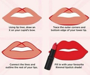 lips and lipstick image