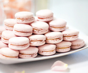 pink, food, and delicious image