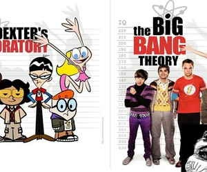 Dexter, funny, and dexter's laboratory image