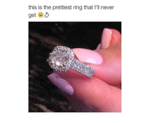 ring and beauty image