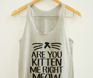 cats, etsy, and funny image