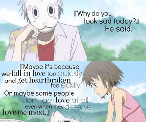 anime, quotes, and love image