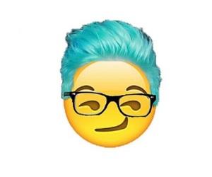 emoji, tyler oakley, and tyler image