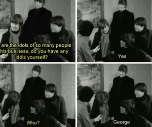 beatles, george, and gg image