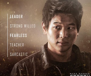 minho, maze runner, and the scorch trials image