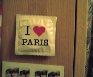 condom, camisinha, and france image