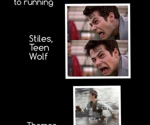 teen wolf, thomas, and the maze runner image