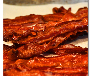 bacon, pig, and delicious image