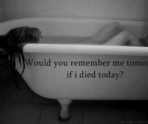 sad, die, and suicide image