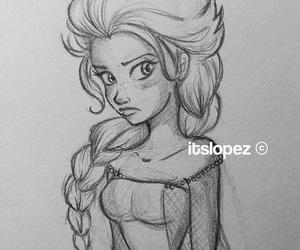draw, elsa, and itslopez image