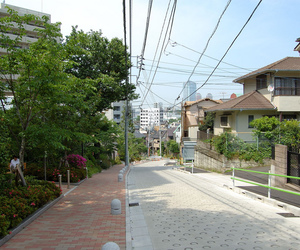 buildings, Houses, and japan image