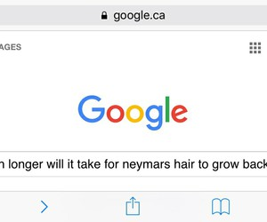 football, funny, and hair image