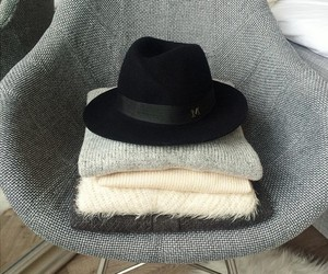 fashion, hat, and home image