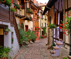 street and france image