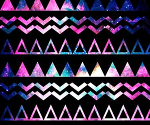 wallpaper, aztec, and pattern image