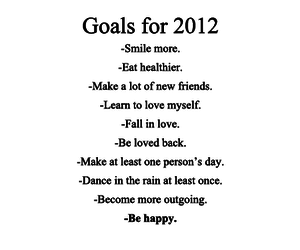 2013, goals, and happy image