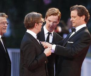 benedict cumberbatch, Colin Firth, and gary oldman image