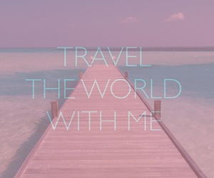 country, travel, and quote image