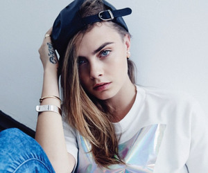 model, cara delevingne, and cara delevigne image